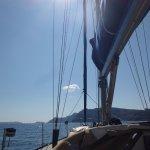 Photo of Santorini Exclusive Sailing Odysseas Sailing Yacht