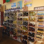 """The """"Wall of Wine""""......"""