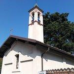 La chiesetta,restaurata