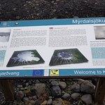 Write-up on Myrdalsjokull Glacier