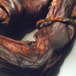 Arm band on Croghan man