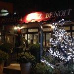 Chez Benoit exterior.