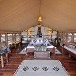 Satao Elerai luxury tent