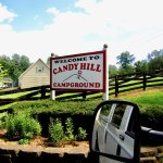 Foto de Candy Hill Campground