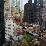 HGI 52nd St.  View from room 1604.
