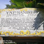 Photo of Yap Sandiego Ancestral House