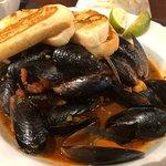 Mussels Pasilla
