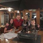 Family 'Steak Heaven' dinner!