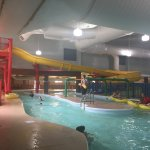 Castle Rock Resort and Waterpark is fantastic!  We spent the whole day playing in the indoor poo