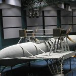 Bell's experimental hydrofoil