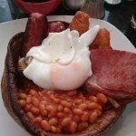 Breakfast in Yorkshire Pud :-)