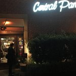 Central Park Restaurant Foto