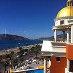Emir Fosse Beach Hotel Foto