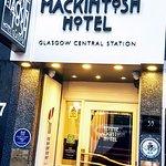 Photo de Rennie Mackintosh Station Hotel