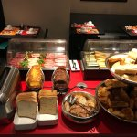 Room 153 and the yummy breakfast buffet (included when you book through the hotel website!)