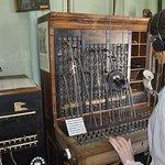 Jail Museum - Telephone Operator display.