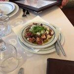 Salad Pulpo