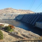 Grand Coulee Double Dam