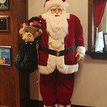 Festive Santa!