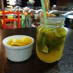 Best ever mojito passion fruit,