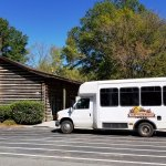 Camp Shuttle bus to Carowinds