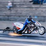 Top fuel drag bikes go FAST