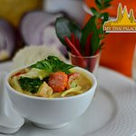 Vegetables Curry @MyThaiNotreDame