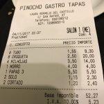 Photo de Pinocho Gastro Tapas