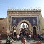 Entrance to Medina