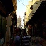Inside Medina
