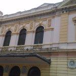 Teatro Nacional de Panamá en restauración