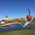 Foto de Minneapolis Sculpture Garden