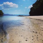 This is the A Beach On Coiba Island Located In The Unesco World Heritage Site Of Coiba National