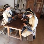 Nationale historische Stätte der Festung von Louisbourg Foto