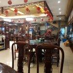 Example restaurant interior