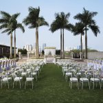 Terrace - Outdoor wedding