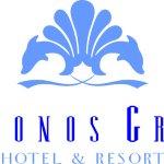 Mykonos Grand hotel Logo