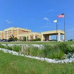 Photo de Hampton Inn Keokuk