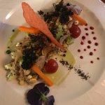 Quion veggie plate! So delicious