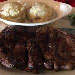 Riscky's Steakhouse Foto
