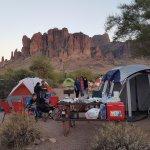 camp site# 60
