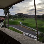 Mountainside Building view of the golf course grounds at the Arizona Grand, Oct. 2017