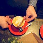 Enjoy great coffee