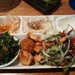 Chicken Mixed Plate - yum