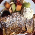Eggy Fried Bread - Caramelized French Toast