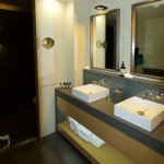 A luxury bathroom with high end products supplied