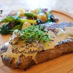 Safi Restaurant  |  Steak