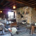 La salle à manger de Port Royal