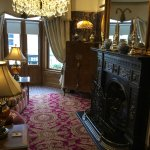 Edwardian Suite Lounge