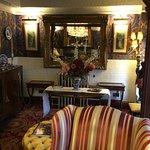 Edwardian Suite Lounge